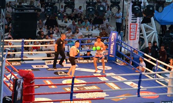 kick boks yarismalari nasil yapilir